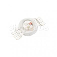 Мощный светодиод ARPL-3W-EPA-RGB (350mA)
