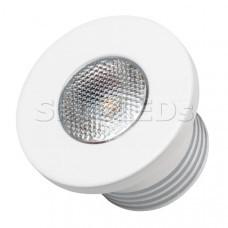 Светодиодный светильник LTM-R35WH 1W Warm White 30deg