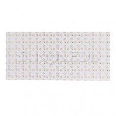 Лист LX-500 12V Cx1 Warm White (5050, 105 LED)