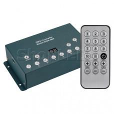 Контроллер DMX-Q02A (USB, 512 каналов, ПДУ 18кн)