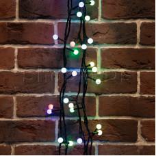 "Гирлянда ""LED - шарики"", RGB, Ø13 мм, 20 м, Neon-Night"