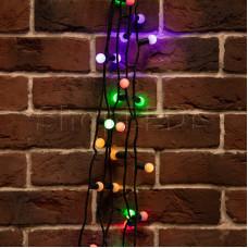 """Гирлянда """"LED - шарики"""", Мультиколор, Ø17,5 мм, 10 м, Neon-Night"""