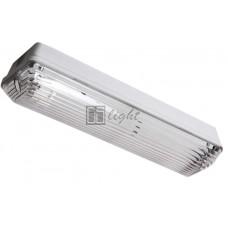 Светодиодный антивандальный ЖКХ светильник ID105-12V 25W IP65