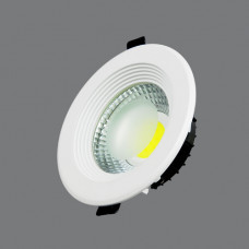 7480-6W-6000K Светильник встраиваемый,круглый,LED,6W